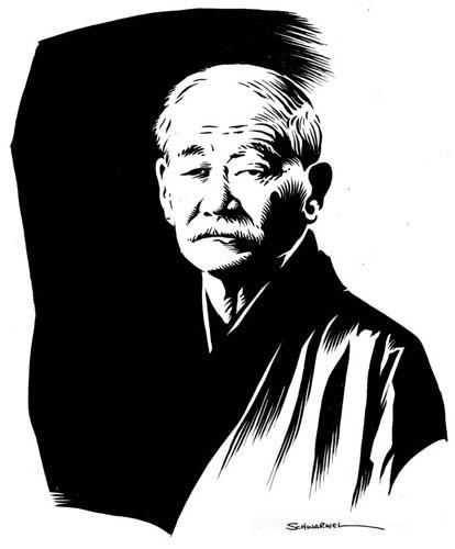 Jigoro Kano Wallpaper Por Jigoro Kano em 1882