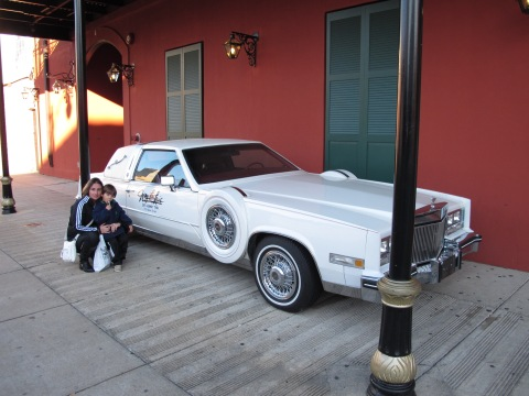 Carro do Jerry Lee Lewis