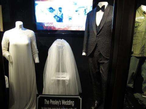 Roupa do casamento.