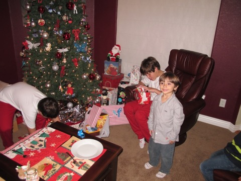 Presentes!!
