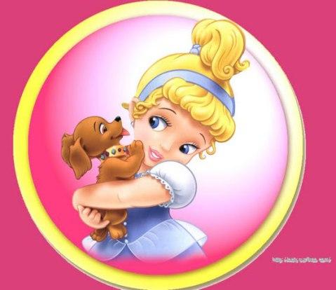 desenhos-imprimir-princesas-baby-disney-1