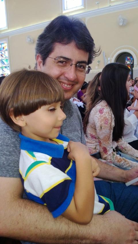 Tio Boy, padrinho da Sophia e futuro sogro do Arthur...